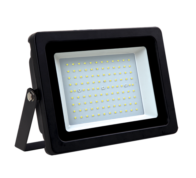 Прожектор светодиодный СДО-5Д-20 20Вт 230В 6500К 1500Лм с датчиком движения IP65