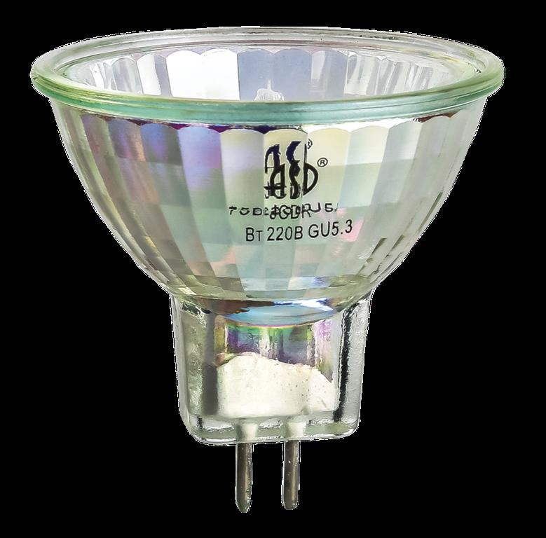 Лампа галогенная JC 35Вт 12В G4 560Лм ASD