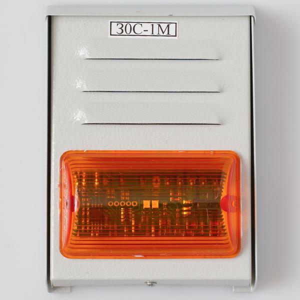 Оповещатель светозвуковой ЗОС-1М